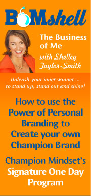 The Business of Me with Shelley Taylor-Smith